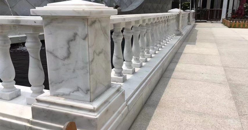 Polished White Jade marble, China white marble slabs